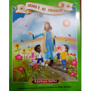 JESUS E AS CRIANÇAS VOL.4
