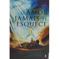 AMOR JAMAIS TE ESQUECE - O