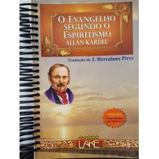 EVANGELHO SEGUNDO O ESPIRITISMO , O  - LAKE ( Espiral )