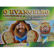 EVANGELHO SEGUNDO O ESPIRITISMO , O ( Para Infancia e Juventude vol.1 )