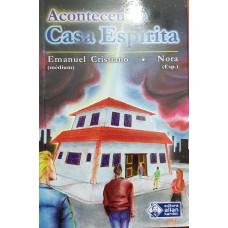 ACONTECEU NA CASA ESPIRITA