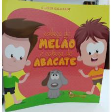 CABECA DE MELAO E CABECA DE ABACATE