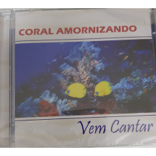 CORAL AMORNIZANDO - CD