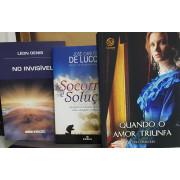 LEON DENIS + JOSE CARLOS DE LUCCA + GISETE MARQUES