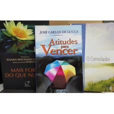 ELIANA MACHADO / SCHELLIDA + JOSE CARLOS DE LUCCA + CHICO XAVIER