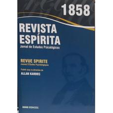 REVISTA ESPIRITA - 1858 ANO I