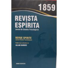 REVISTA ESPIRITA - 1859 ANO II
