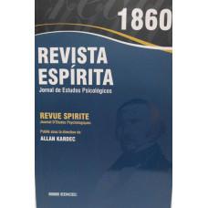 REVISTA ESPIRITA - 1860 ANO III
