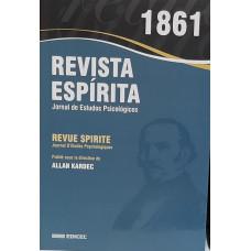REVISTA ESPIRITA - 1861 ANO IV