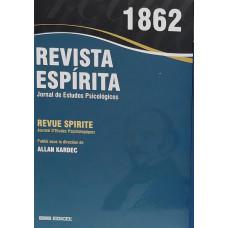 REVISTA ESPIRITA - 1862 ANO V