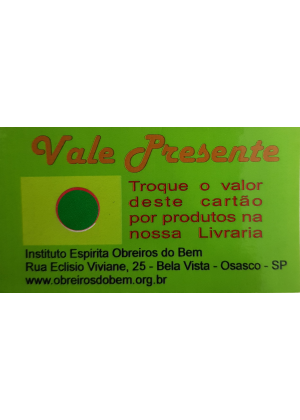 VALE PRESENTE - VERDE
